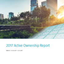 2017 Active Ownership Report