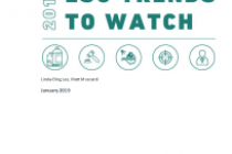 2019 ESG trends to watch