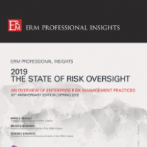 2019 the state of risk oversight