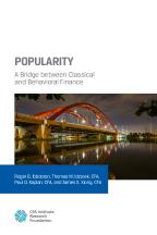 A Bridge between Classical and Behavioral Finance