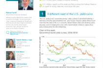 A different read of the U.S. yield curve