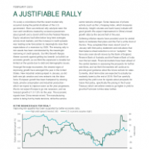 A justifiable rally