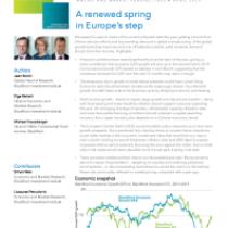 A renewed spring in Europe's step