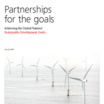 Achieving the United Nations' Sustainable Development Goals