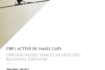 Active in small caps