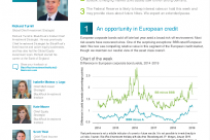 An opportunity in European credit