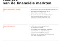 Analyse van de financiële markten