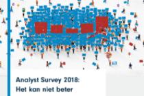 Analyst Survey 2018: Het kan niet beter