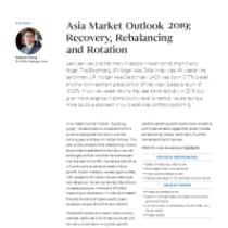 Asia Market Outlook 2019