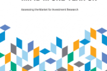 Assessing the Market for Investment Research