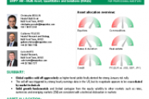 Asset Allocation Monthly
