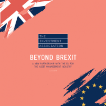 Beyond Brexit – A new partnership with the EU for the asset management industry