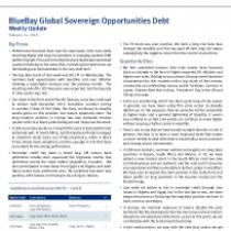 BlueBay Global Sovereign Opportunities Debt