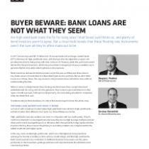 Buyer Beware: Bank Loans are not what they seem