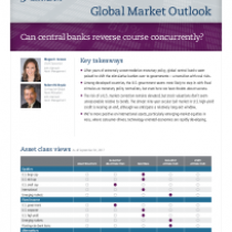 Can central banks reverse course concurrently?