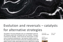 Catalysts for alternative strategies