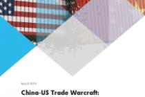 China-US trade warcraft: an investigative analysis