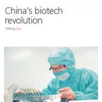 China's biotech  revolution Shifting Asia
