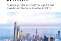 Credit Suisse Global Investment Returns Yearbook 2019