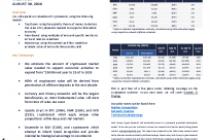 Cryptoasset Market Coverage Initiation: Valuation