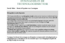 De zoektocht naar disruptieve innovaties in de technologiesector