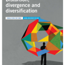 Distortion, divergence and diversification