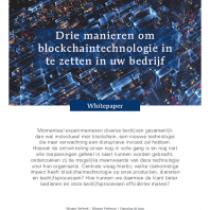 Drie manieren om blockchaintechnologie in te zetten in uw bedrijf