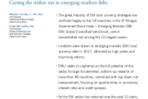Eaton Vance Emerging Markets Local Income (EMLI) strategy: Casting the widest net in emerging-markets debt.