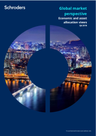 Economic and asset allocation views Q4 2018