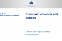 Economic situation and outlook
