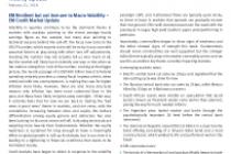 EM Resilient but not Immune to Macro Volatility – EM Credit Market Update