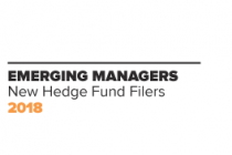 Emerging Managers: New Hedge Fund Filers 2018