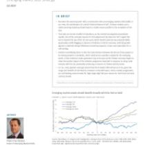 Emerging market debt strategy