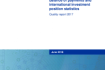 Euro area and national balance of payments and international investment position statistics (June 2018)