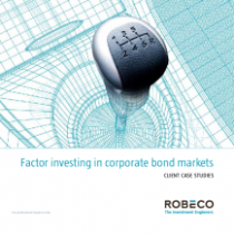 Factor investing in corporate bond markets