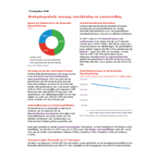 Factsheet Fianciële sector