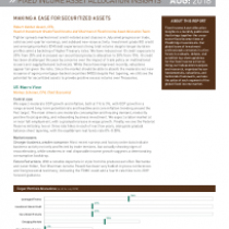 Fixed Income Asset Allocation Insights Aug: 2018