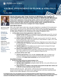 Global Investment Outlook & Strategy