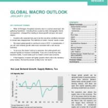 Global Macro Outlook January 2019
