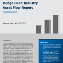 Hedge Fund Industry Asset Flow Report