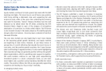Higher Rates But Better Mood Music – EM Credit Market Update