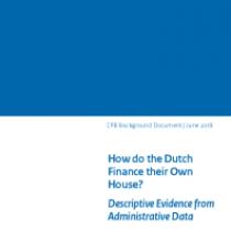 How do the Dutch Finance their Own House?