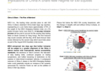 Implications of China-A Share New Regime for EM Equities