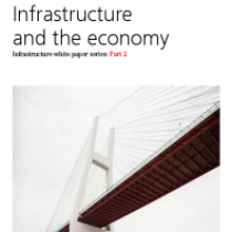 Infrastructure and the economy