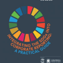 Integrating the SDGs into a practical guide