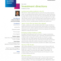 Investment directions