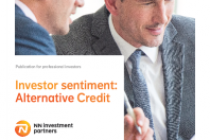 Investor sentiment: Alternative Credit