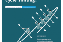 Is the economic cycle shifting?