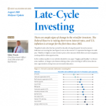 Late-Cycle Investing