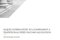 Liquid Alternatives to complement a fixed income allocation
